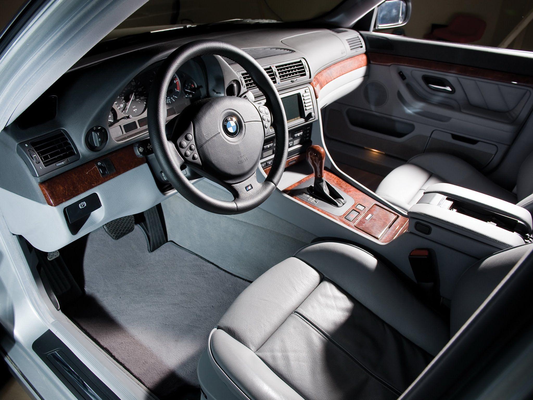 BMW E I Touring Interior Design YouTube E Touring - 2002 bmw 530i engine