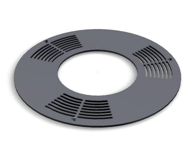 grillring cns grillplatte feuerschalen 04 feuerstelle pinterest feuerschale einfacher. Black Bedroom Furniture Sets. Home Design Ideas