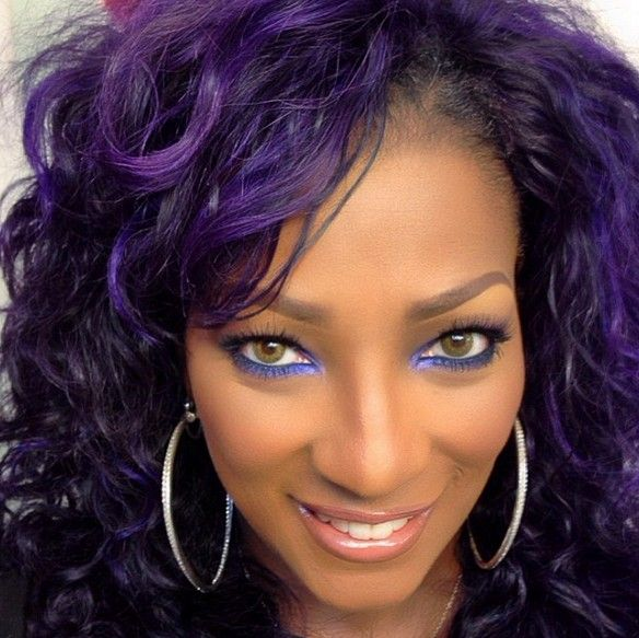 Sensational 1000 Images About New Hair On Pinterest Purple Hair African Hairstyles For Women Draintrainus
