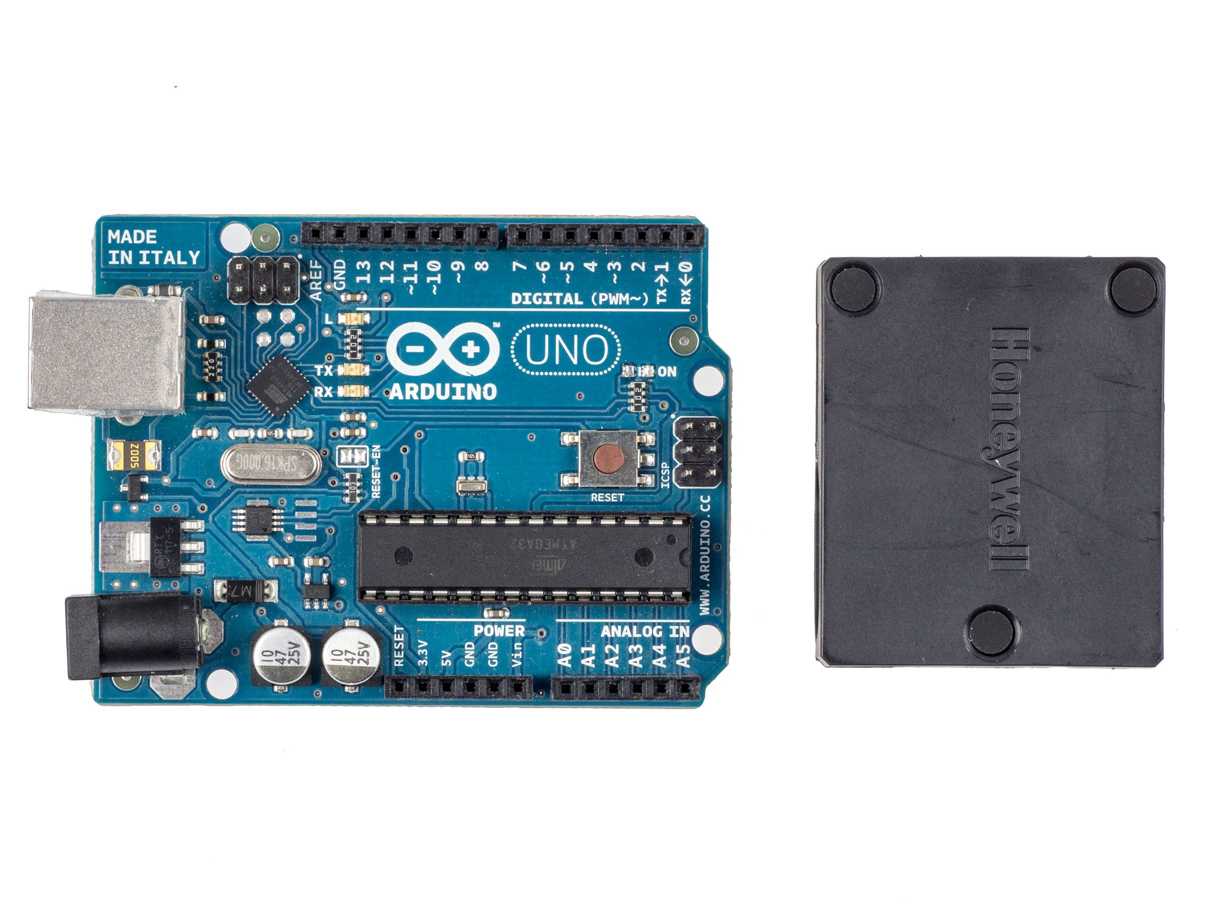 Arduino: measuring PM2 5 and PM10 with Honeywell HPMA115S0