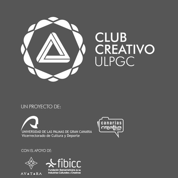 Club Creativo ULPGC // Our new meeting point at Gran Canaria