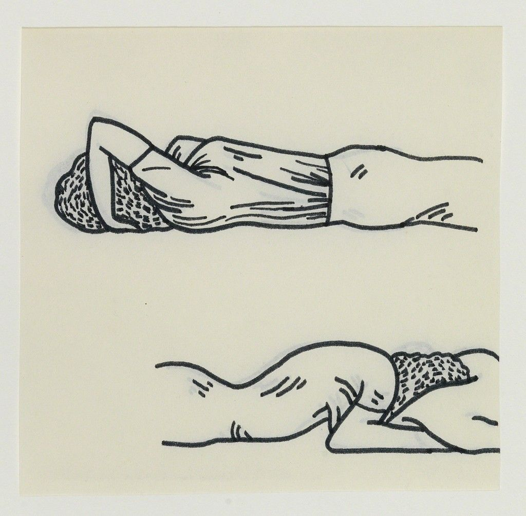 Untitled | Christina Ramberg, Untitled (ca. 1968)