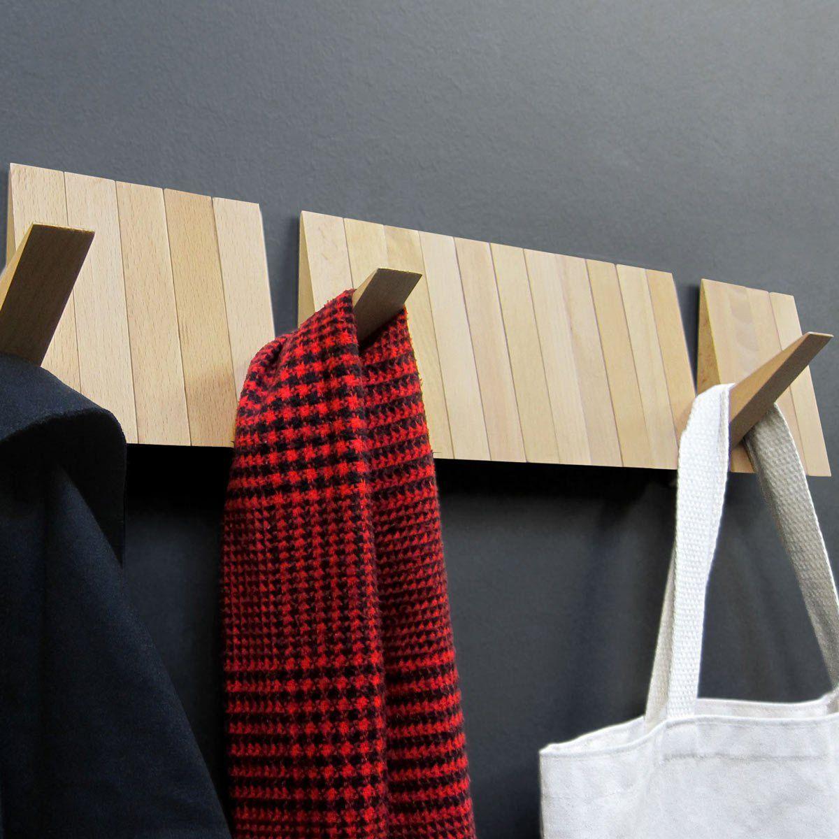diy coat rack wall mounted