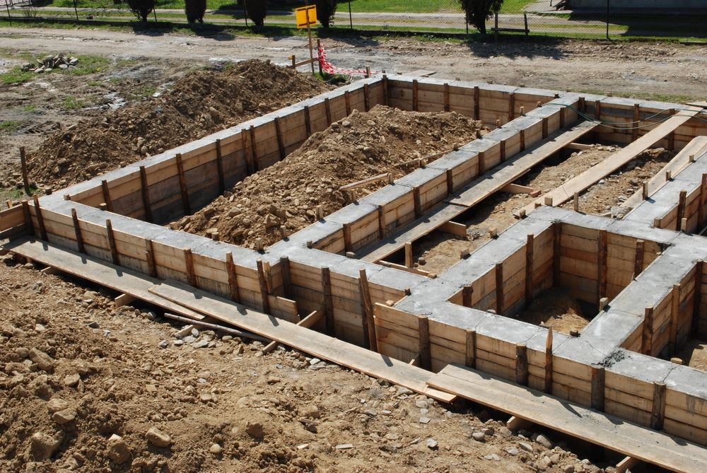 Pier and beam foundation construction pinterest for The pier foundation