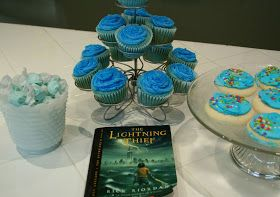 here it goes: Percy Jackson Party