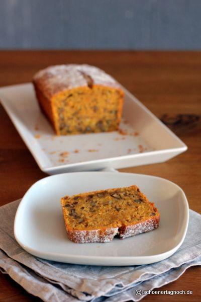Mohren Walnuss Kuchen Mit Ingwer Abendessen Pinterest Kuchen
