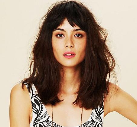Pin By Hiromi Narita On Nothingbuthair Hair Styles Long Hair Styles Long Hair With Bangs