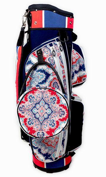Sassy Caddy Sparkly Ladies Golf Bag  09847057640f5
