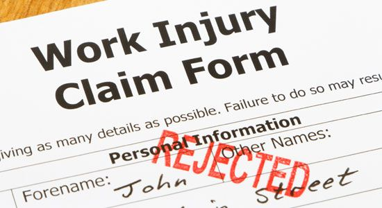 Did You Know If You Are Injured At Work And Fail To File A