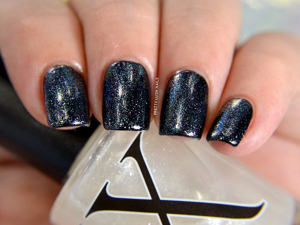 Baroness X - Diamante | Pretty Lush Nails | Baroness X | Pinterest
