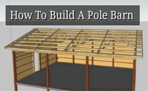 How To Build A Pole Barn - step by step instructions... #howtobuildashed #polebarndesigns How To Build A Pole Barn - step by step instructions... #howtobuildashed #polebarnhouses How To Build A Pole Barn - step by step instructions... #howtobuildashed #polebarndesigns How To Build A Pole Barn - step by step instructions... #howtobuildashed #polebarngarage