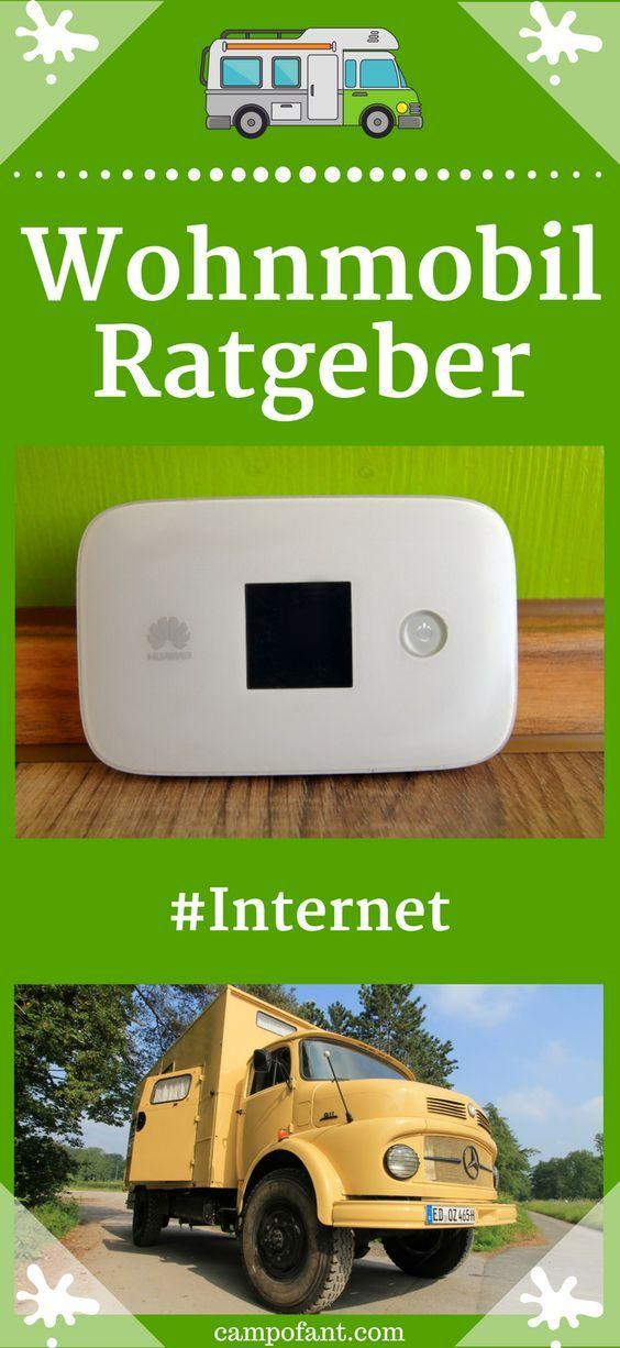 internet im wohnmobil wlan router f r unterwegs van. Black Bedroom Furniture Sets. Home Design Ideas