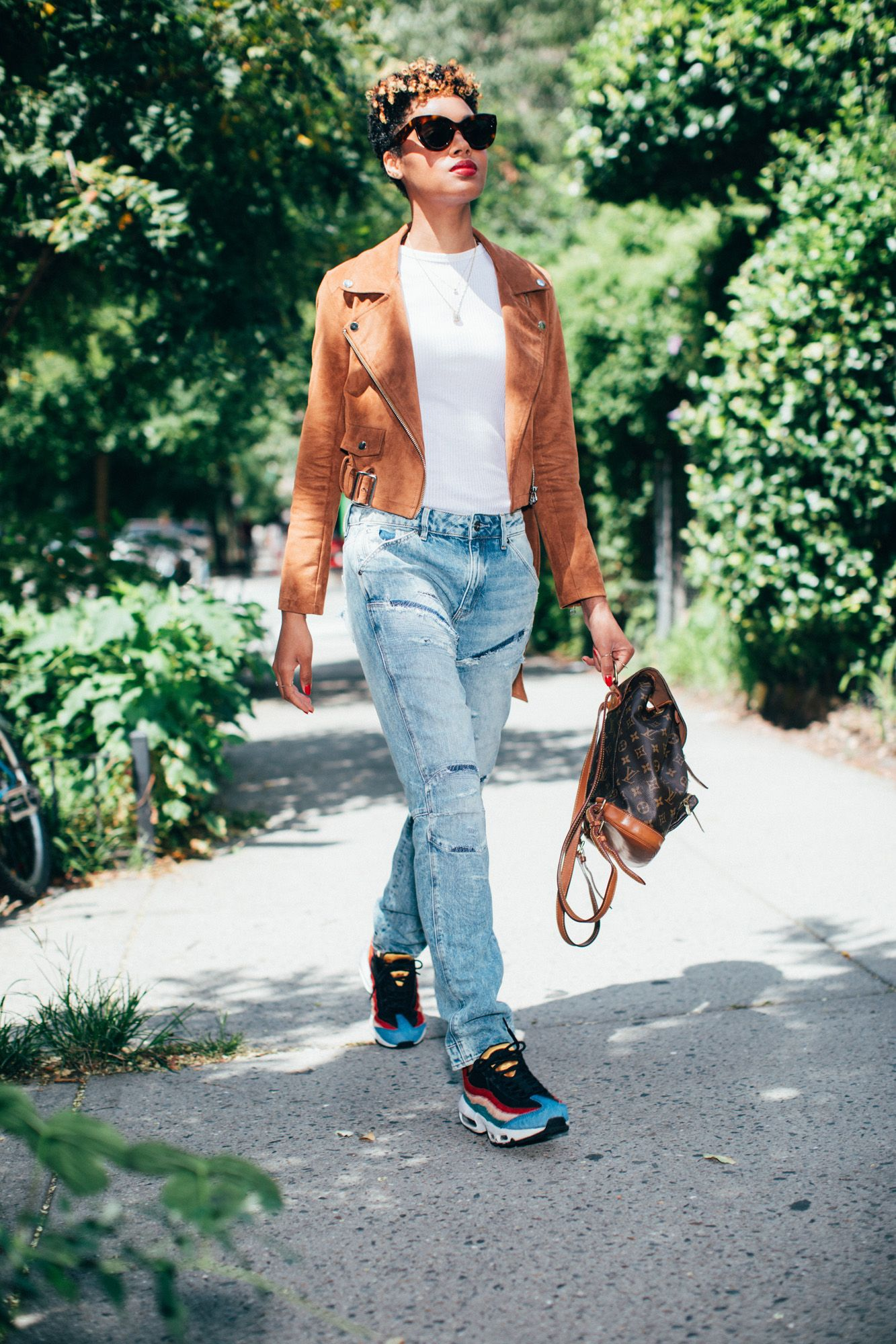 The wardrobe staple our editors are wearing to fashion week raw