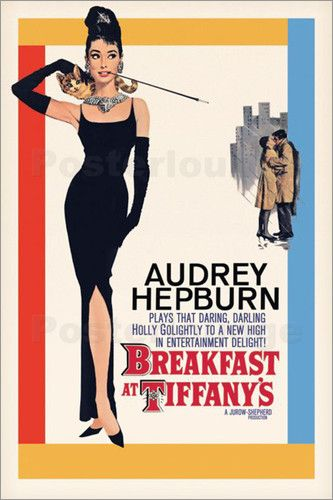 e03197df739 Audrey Hepburn - Breakfast at Tiffanys - Avela
