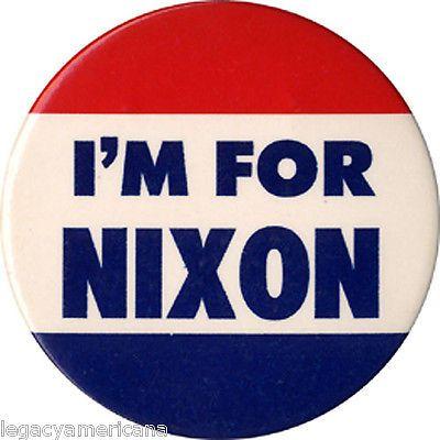 Large-1960-Campaign-I-039-M-FOR-Richard-NIXON-Slogan-Button-4084