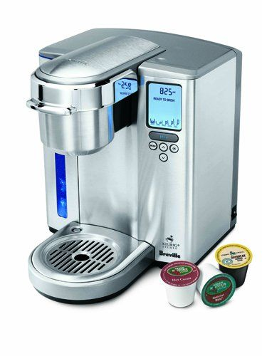 Breville Bkc700xl Gourmet Single Serve Coffeemaker With Iced