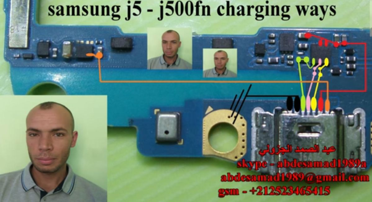 Lg Optimus 3d P920 Usb Charging Problem Solution Jumper Ways