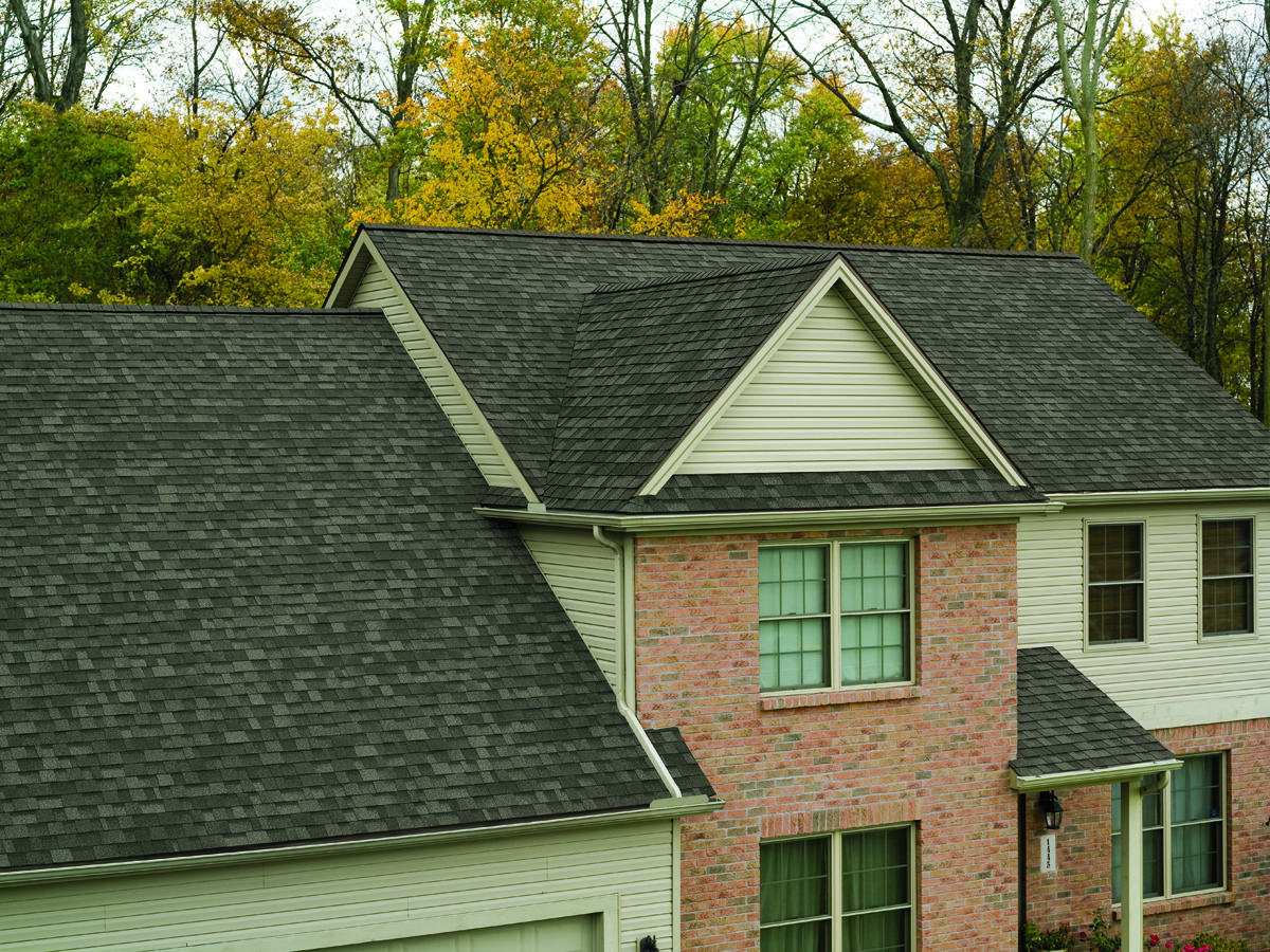 Best Driftwood Shingle From Owens Corning Architectural 400 x 300