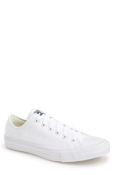 Converse Chuck Taylor® All Star® II  Ox  Canvas Sneaker (Men)  a80a1e96ef