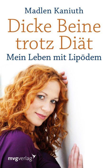 """Dem Kurvenreich-Blog hat Schauspielerin Madlen Kaniuth (""""Alles was zählt"""") schon von ihrer Lipödem-Krankheit im Interview berichtet. Nun hat Madlen ihr erstes Buch """"Dicke Beine trotz Diät - Mein Leben mit Lipödem"""" veröffentlicht - und ihr könnt hier drei Exemplare gewinnen!"""
