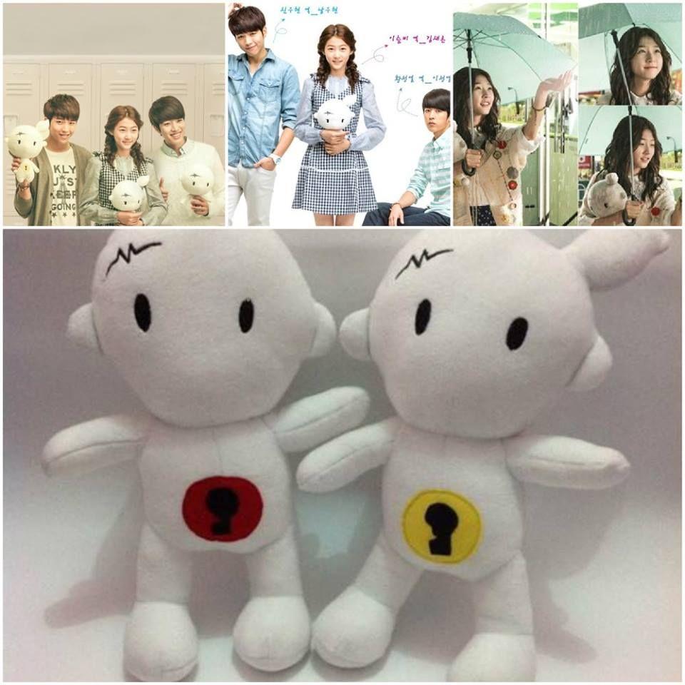 Ready Stock Boneka Hi School Love On Boneka Couple Di Drama Korea Hi