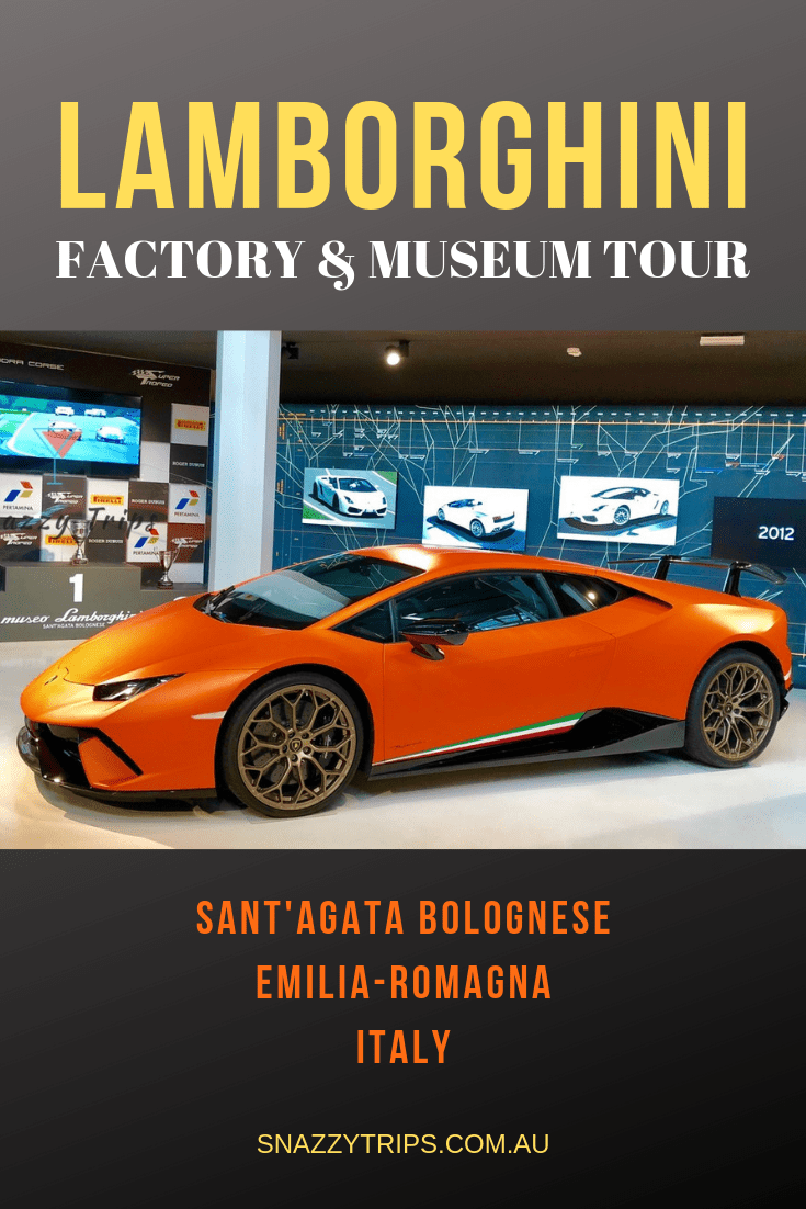 Lamborghini Factory Tour Snazzy Trips Travel Blog A Visit To The Luxury Car Manufacturer In Northern Italy F Lamborghini Factory Factory Tours Museum Tours