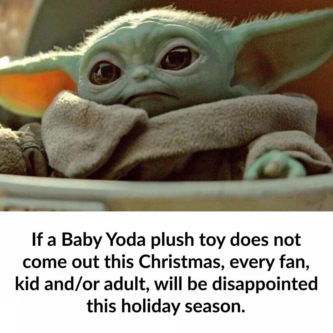 Jonathan Caro On Instagram If You Have Been Watching The Mandalorian You Have Been Warned But I Think It Is Unanim Yoda Meme Star Wars Yoda Star Wars Memes