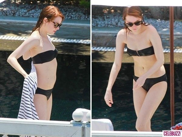 Emma stone bikini (With images) | Emma stone bikini, Emma stone ...