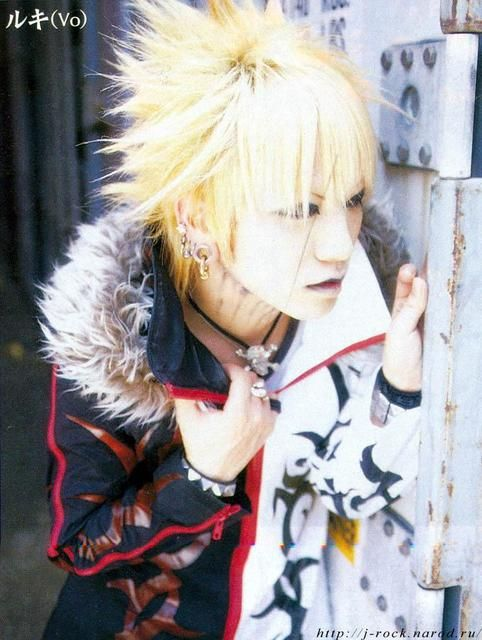 Ruki(The GazettE). By in large, my FAVORITE outfit