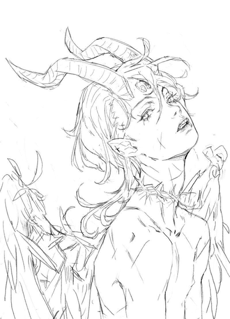 Photo of devil, Ari Byun