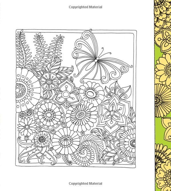 Color Me Happy 100 Coloring Templates That Will Make You Smile Lacy Mucklow Angela Porter 97819379947 Coloring Books Abstract Coloring Pages Coloring Pages