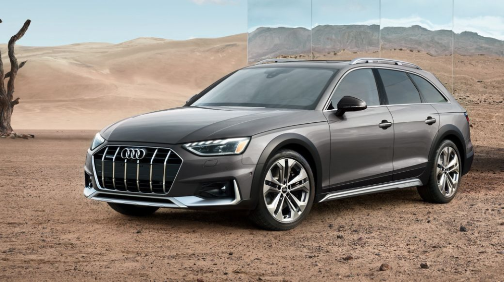 2020 Audi A4 Allroad Review Pricing And Specs Station Wagon Cars Audi Audi A4