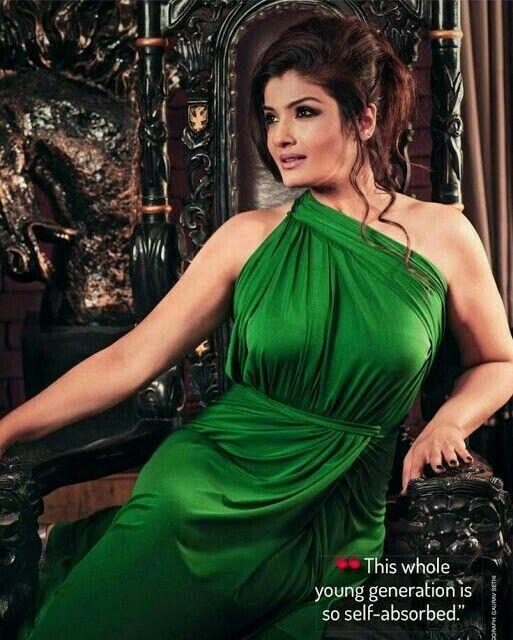 Pin By Dinesh Jariwala On Raveena  Bollywood Actress Hot