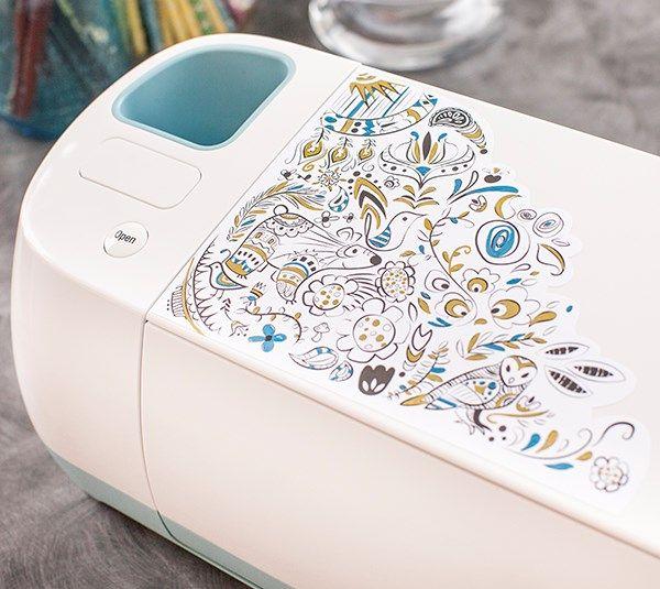 Cute way to decorate your machine  | Crafty Ideas | Cricut