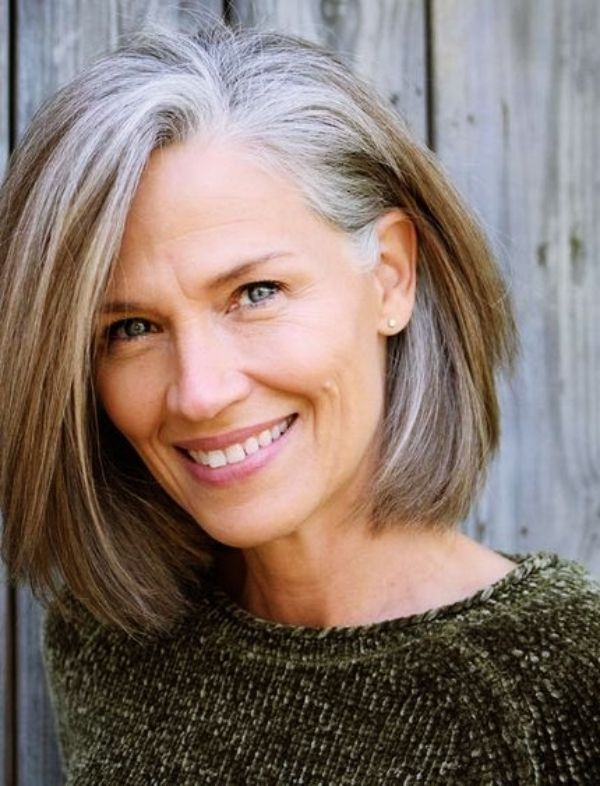 40 Best Hairstyles For Older Women Over 60 Hairstyles For Thin Hair Medium Length Hair Styles Womens Hairstyles