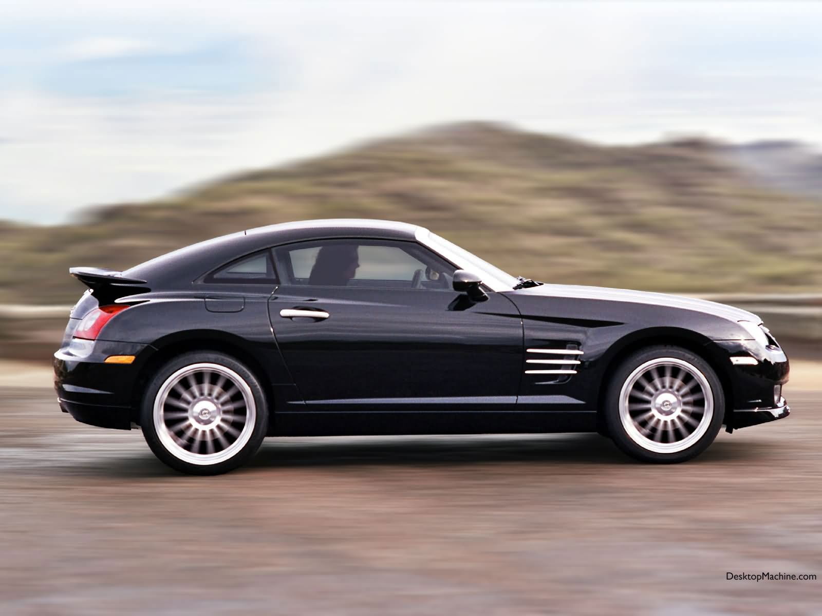Is The 2006 Chrysler Crossfire Srt 6 A Future Classic Chrysler