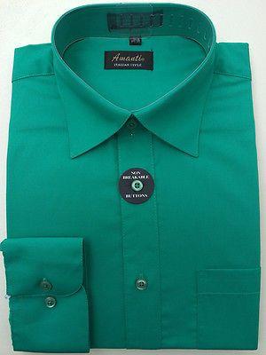 38+ Green dress shirt information