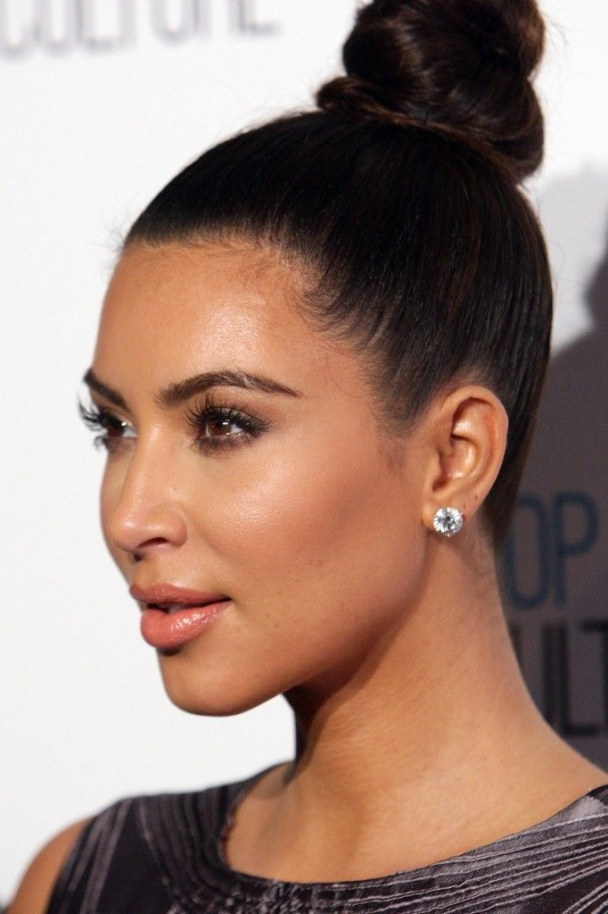 Kim Kardashian #PinToWinKardashianGlow