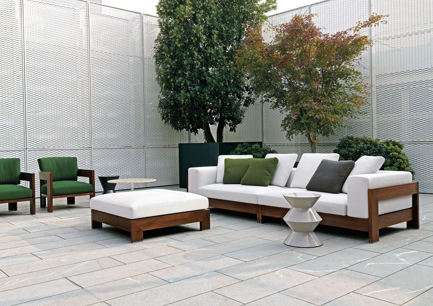 Minotti Outdoor Furniture Bodrum House Pinterest