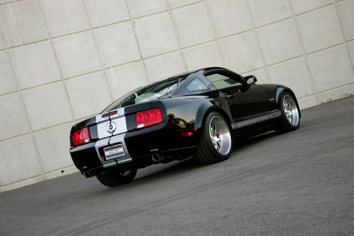 Shelby Wide Body Kits For 2005 2009 Ford Mustang Stangnet 2009