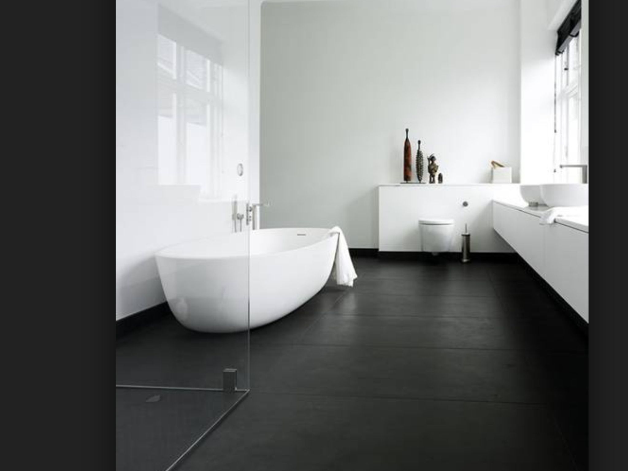 prachtige strakke badkamer badkamer pinterest badkamer