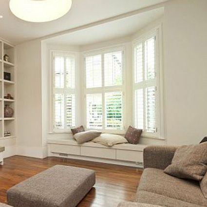 ventanas con sillon  Buscar con Google  dream  Room House y Living Room