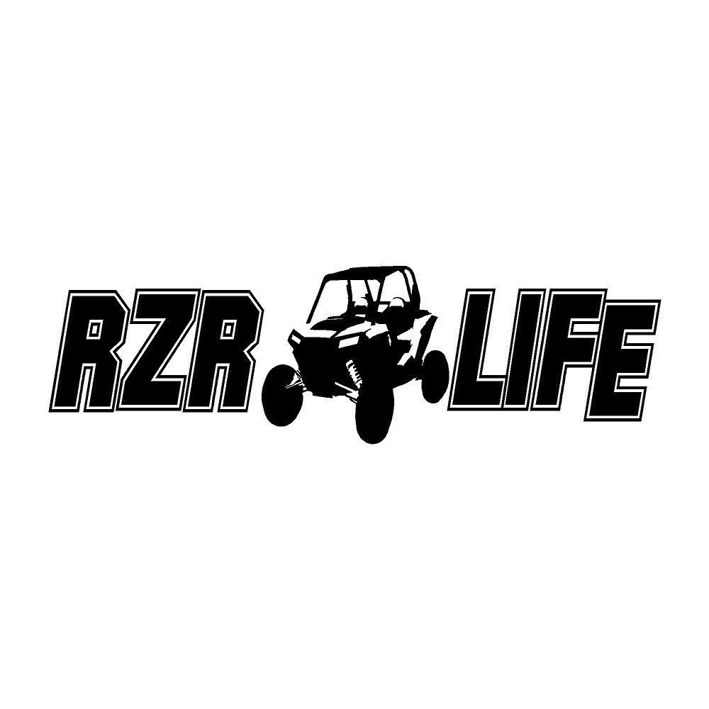 Rzrlife on topsy one | RZR | Silhouette cameo vinyl, Vinyl