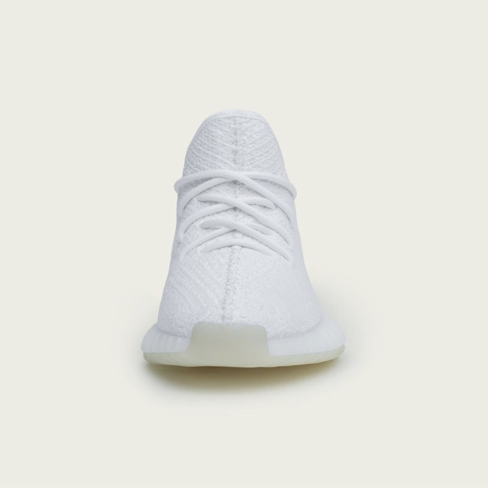 adidas YEEZY BOOST 350 V2 TRIPLE WHITE #fashion #clothing