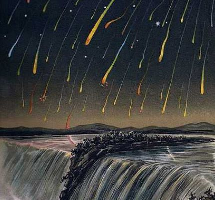Perseid meteor shower promises lots of fireballs ...  |Meteor Shower Calendar 2013 North America