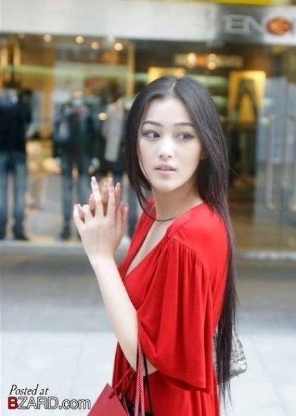 Zhang Xinyu 张馨予   美しい女性, 女侍, 女性
