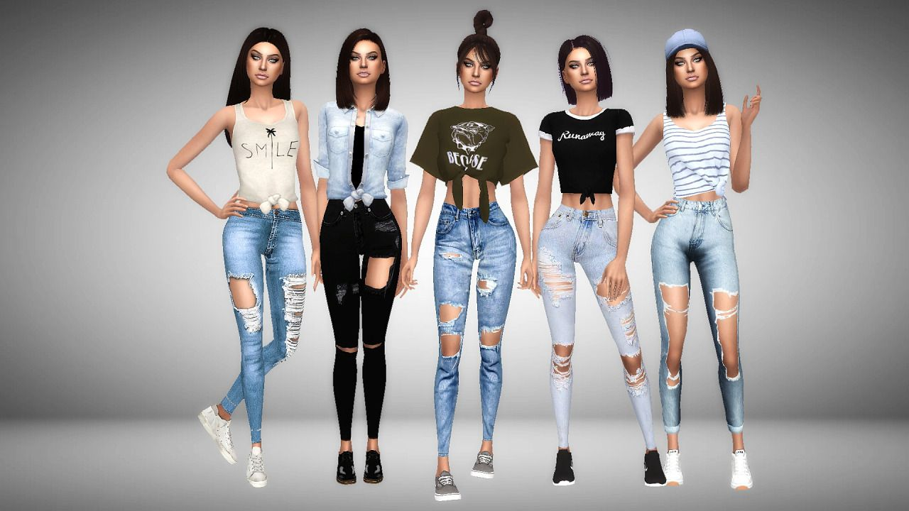 immortalsims sims4 cc sims 4 sims und sims 4 clothing. Black Bedroom Furniture Sets. Home Design Ideas