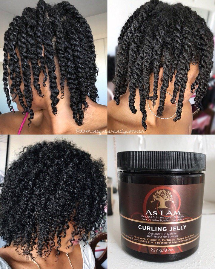 As I Am Curling Jelly Review Natural hair moisturizer