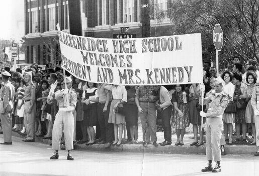 Locals Recall San Antonio Visit From The Kennedys Kennedy San Antonio Marne