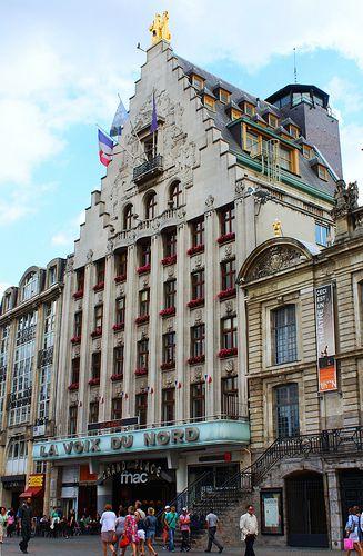 La Voix Du Nord Lille France Lille France Lille Ville Lille